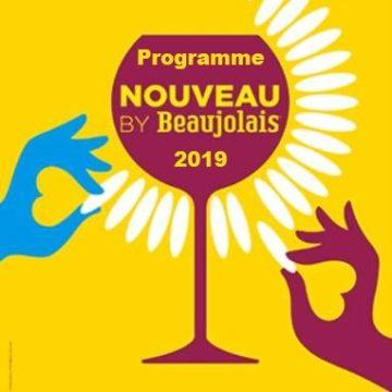 Le Beaujolais Nouveau arrive !!!